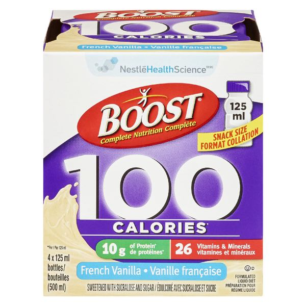 Boost 100 Calorie Vanilla