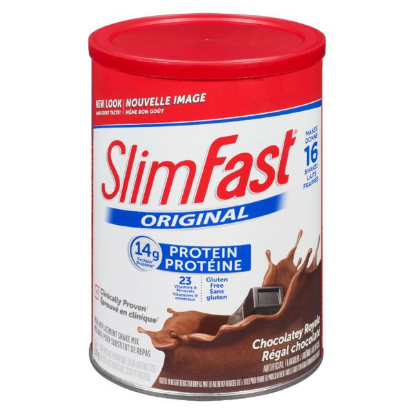 Slimfast Choc Royale Meal Rep