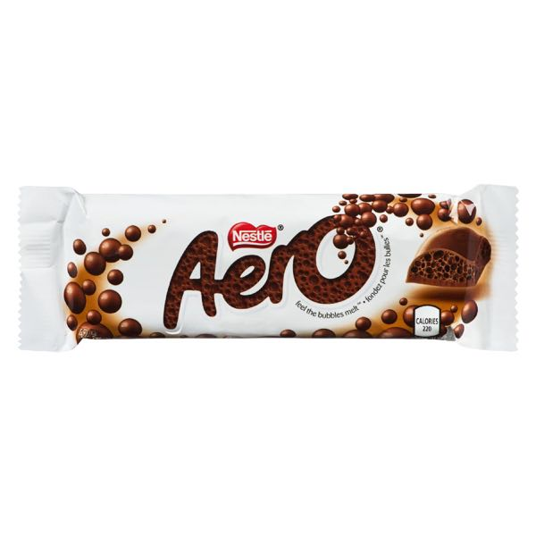 Nestle Aero Choc Bar