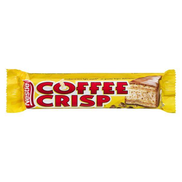 Nestle Coffee Crisp Choc Bar