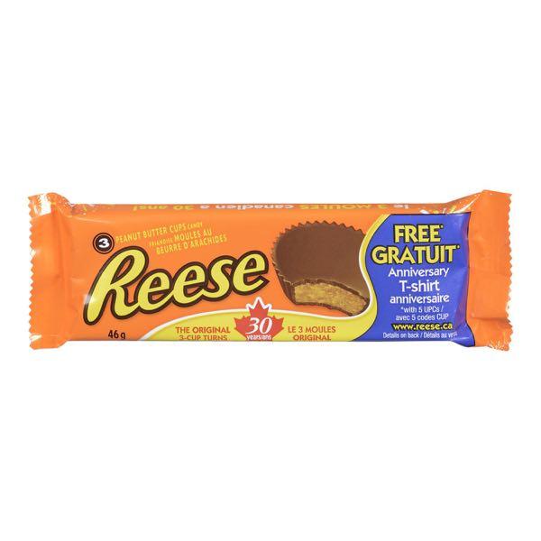 Hershey Reese Peanut Butter Choc Bar