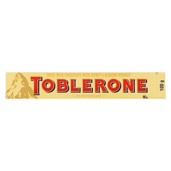 Toblerone Milk Choc Bar