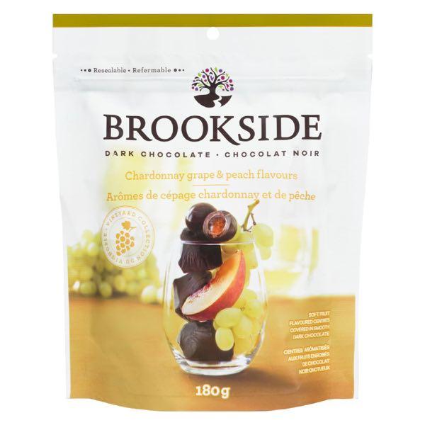 Brookside Dark Chardon Peach Cel Choc