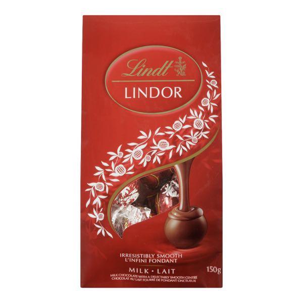Lindt Lindor Milk Bag Cel Choc
