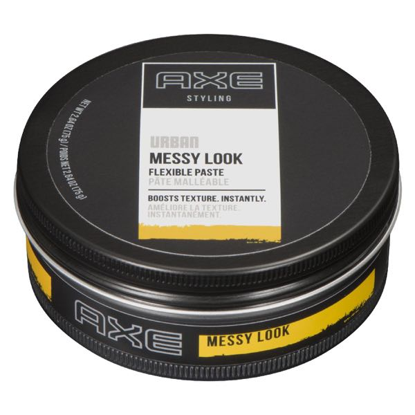 Axe Whatever Messy Look Styling Hair