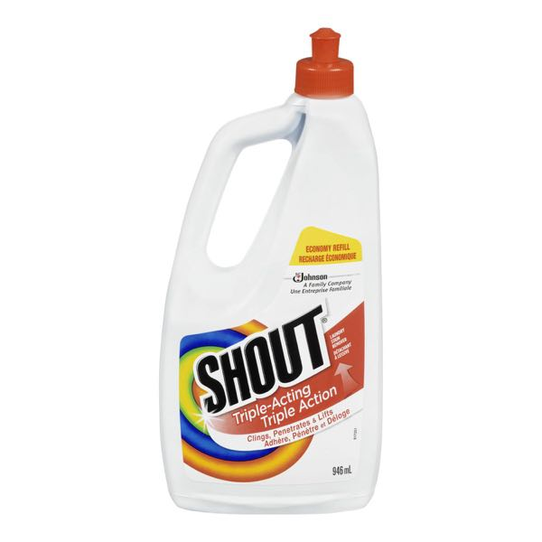 Shout Lemon Refill St Remov