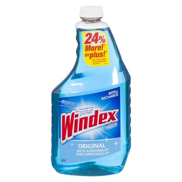 Windex Regular Refill Wind Cl