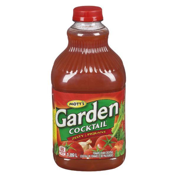 Gardenc Hot Veg Cocktail