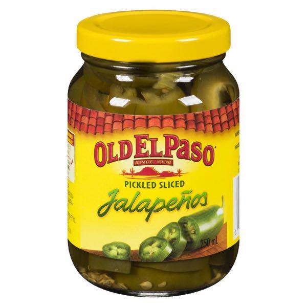 Old El Paso Jalapenos Sliced