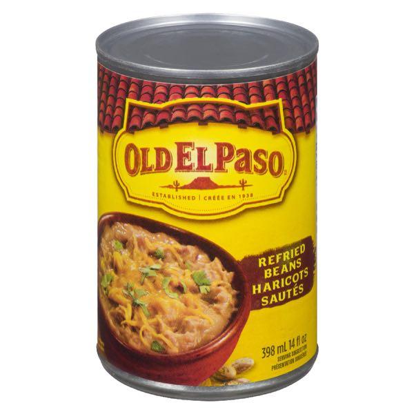 Old El Paso Leguminous Refried Bean