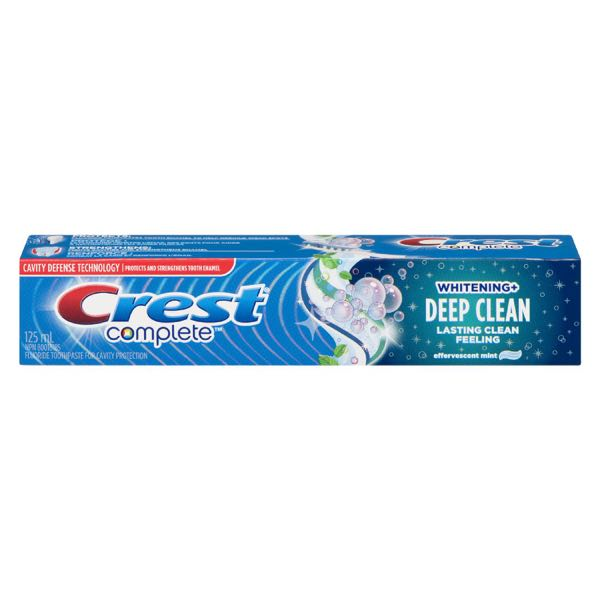 Crest Whitn Compl Toothp