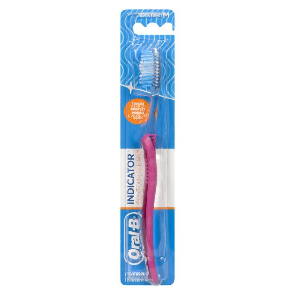 Oral B Indic Cont Cl 40M Toothbrush