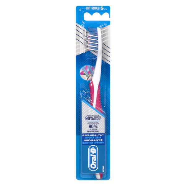 Oral Bcro Toothbrush Soft #40