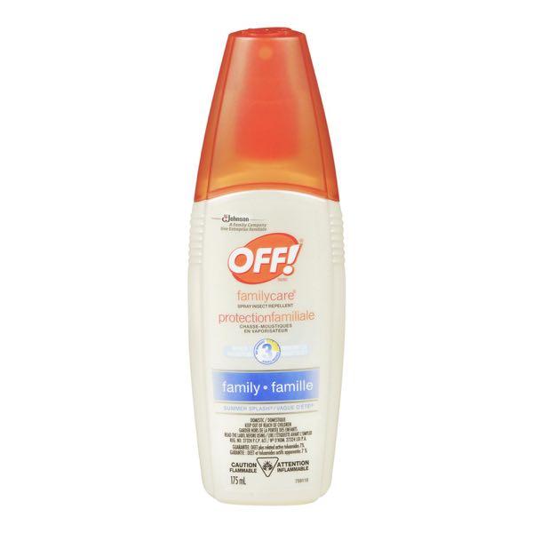 Off Skintastic Spray Insec Lotion
