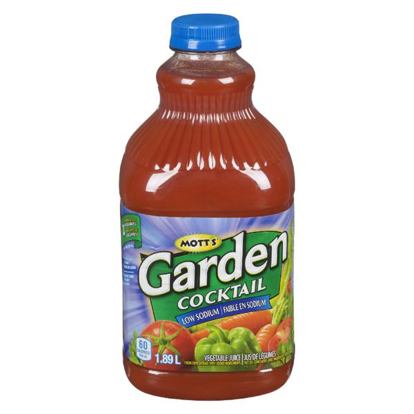 Gardenc Low Sodium Veg Cocktail