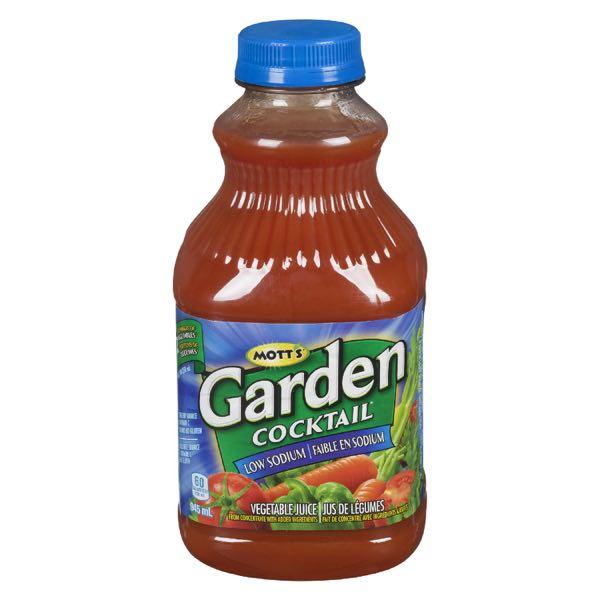 Gardenc Low Sodium Veg Cocktail