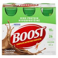 Boost High Protein Chocolate