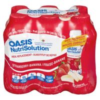 Oasis Nutrisol Strawberry Banana