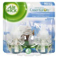 Air Wick Cool Lin W Tw Oil Fr