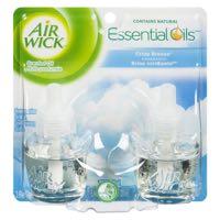 Air Wick Crisp Breeze Oil Fr