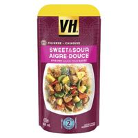 VH Sweet Sour Pouch Sce