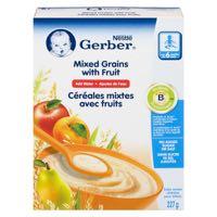 Gerber Mixed Fruit 6M Bb Cer