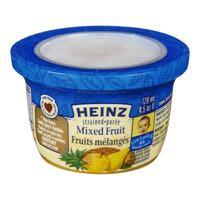 Heinz Mixed Fruit Baby Puree