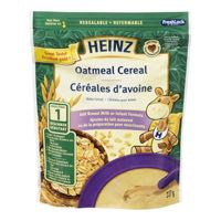 Heinz Oatmeal Stage1 Beg Bb Cer
