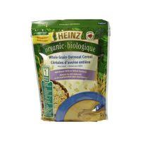 Heinz Organic Oatmeal Bb Cer