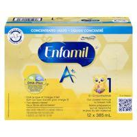 Enfamil A Plus Conc Bb Milk