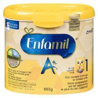 Enfamil A Plus Powd Bb Milk