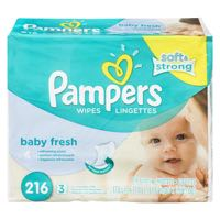 Pampers Babyfresh 3 Ref Wipe