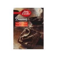 Betty Crockr Brownie Mix Icing