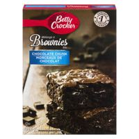 Btty Crckr Brownie Mix Choc Chip