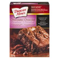 Dnkn Hines Choc Decadence Brownie Mix