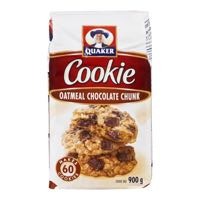 Quaker Cookie Mix Choc Chunk Oat