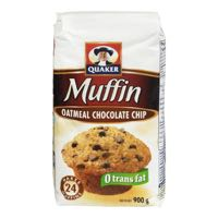 Quaker Muffin Mix Chocolate Chip