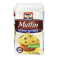 Quaker Muffin Mix Blueb Buttermilk