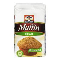 Quaker Muffin Mix Bran