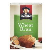 Quaker Natural Wheat Bran