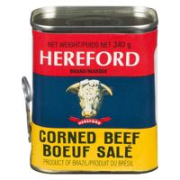 Hereford Corned Beef Salted