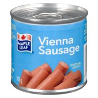 Maple Leaf Sausage Viennese