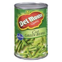 Del Monte Can Veg G Bean Cut Fcy