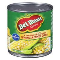 Del Monte Can Veg K Corn Peach Cr