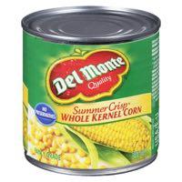 Del Monte Can Veg Kernel Corn Fancy