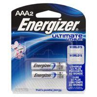 Energizer E2 Lith Aaa Battery