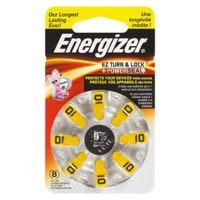 Energizer #Az10Dp8 Hear Aid Batt