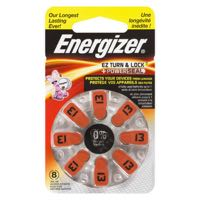 Energizer #Az13Dp8 Hear Aid Batt