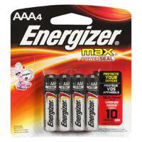 Energizer E92Bp4 Maxaaa Battery