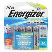 Energizer Eco Advanced Aa Battery